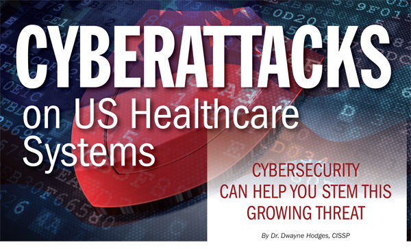 cyberattacks on healthcare