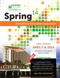 HBMA Spring 2014 Educational Executive Symposium