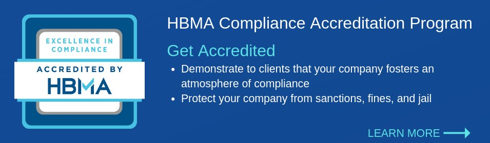 HBMA Compliance Accreditation Program