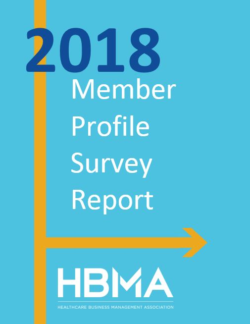 HBMA Billing Fees Survey Cover