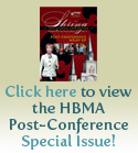HBMA Conference Wrap-up Animated Brochure