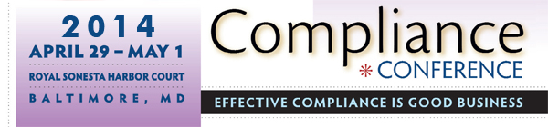 2014 Compliance Conference