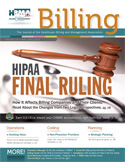 HBMA Billing - May/June 2013