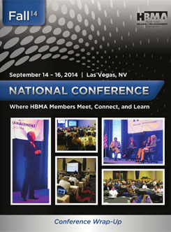 Fall 2014 National Conference