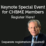 Keynote Special Event for CHBME Members